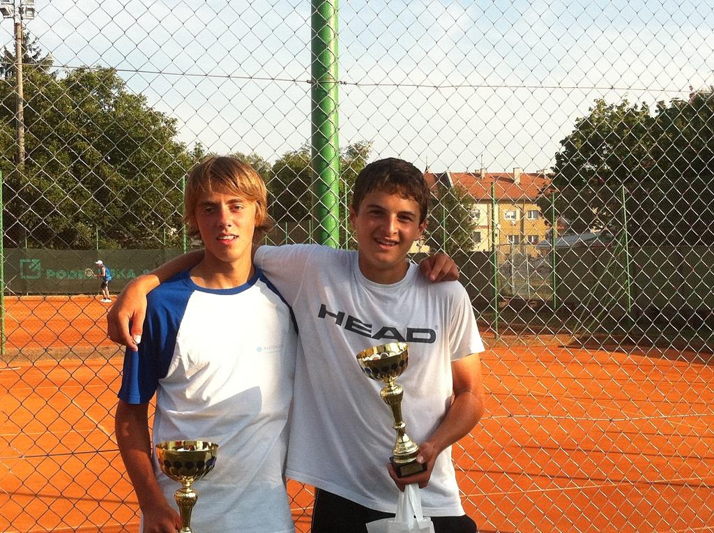 Filip Cvek I Josip Lovaković