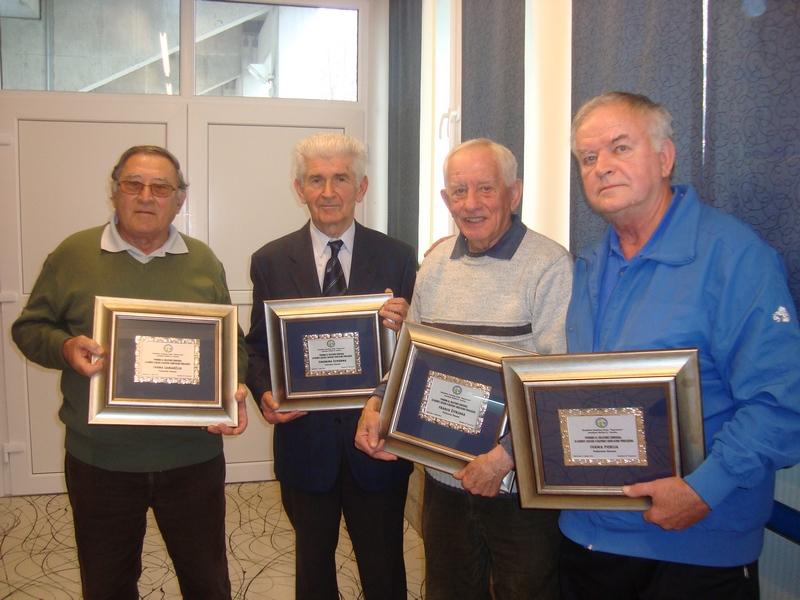 počasni članovi - skupština 2013