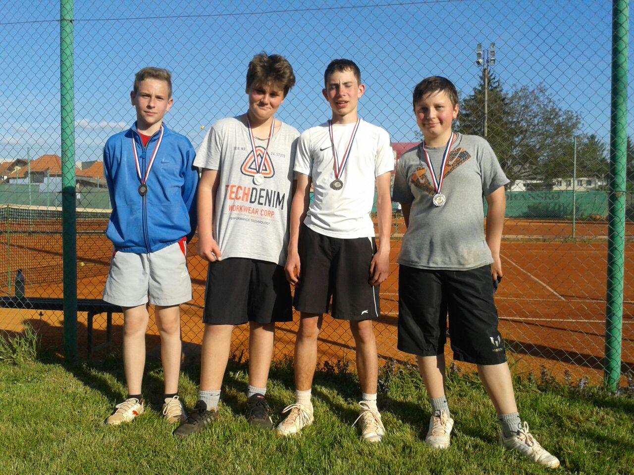 dječaci 14 - regionalni travanj 2015