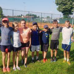 Odlični rezultati koprivničkih tenisača u Virovitici