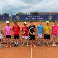 Uspješan vikend najmlađih na turniru u Bjelovaru