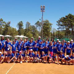 Teniski kamp u Zatonu 2021.